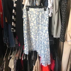 Topshop UNIQUE skirt